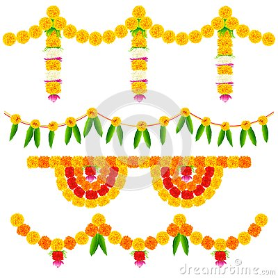 Free Colorful Flower Decoration Arrangement Royalty Free Stock Photos - 33238458
