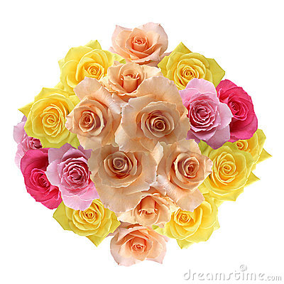 Free Colorful Flowers Stock Photography - 10186492