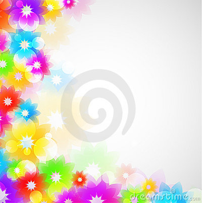 Colorful Flowes