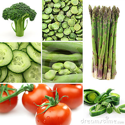 Colorful Groceries Background Stock Images - Image: 15078664