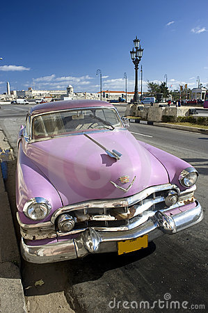 Free Colorful Havana, Cuba Royalty Free Stock Image - 8457806