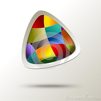 Abstract icon design