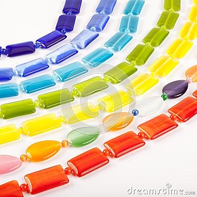 Colorful jewel