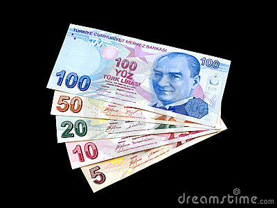 Colorful Liras