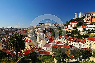 Colorful Lisbon