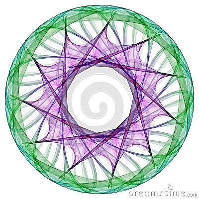 Free Colorful Mandala Stock Image - 13670001