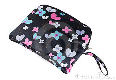 Colorful miscellaneous  flower bag