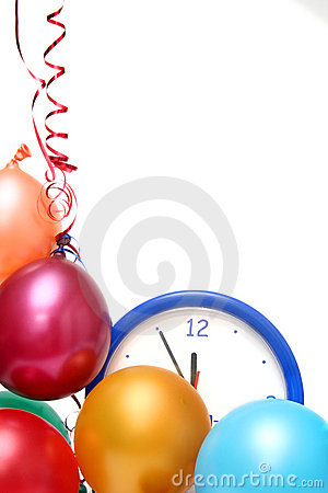 Free Colorful New Years Eve Stock Images - 1621434