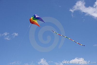 Colorful Parasail Kite