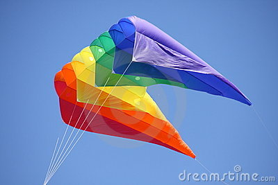 Colorful Parasail Kite