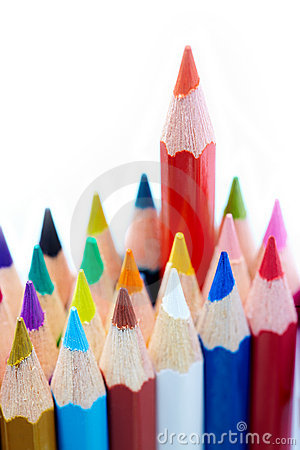 Free Colorful Pencils Stock Image - 15104711