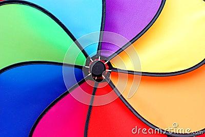 Colorful Pinwheel