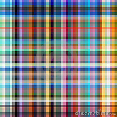 Colorful pixels pattern backgr