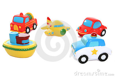 Colorful Plastic Child Toys