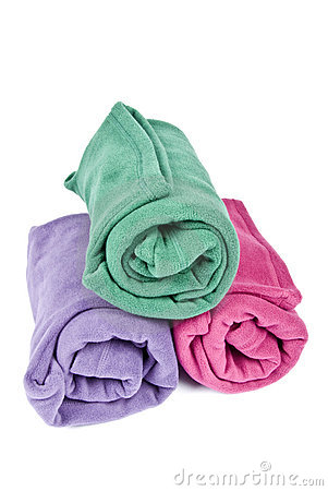 Colorful Polar Fleece