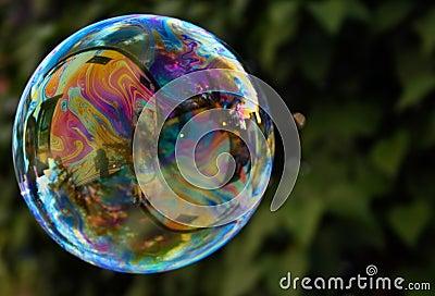 Colorful Rainbow Bubble II