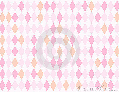 Colorful rhombus background