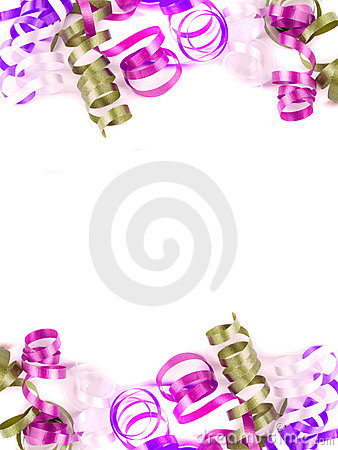 Free Colorful Ribbon Royalty Free Stock Images - 12628929