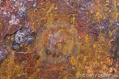 Colorful Rust and Corrosion