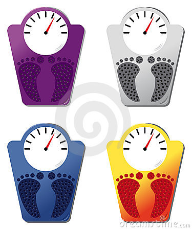 Colorful scale purple steel blue and bronze.Vector