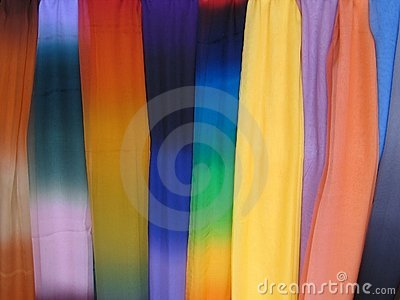 Colorful Scarves-7958
