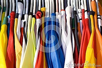 Colorful Shirts