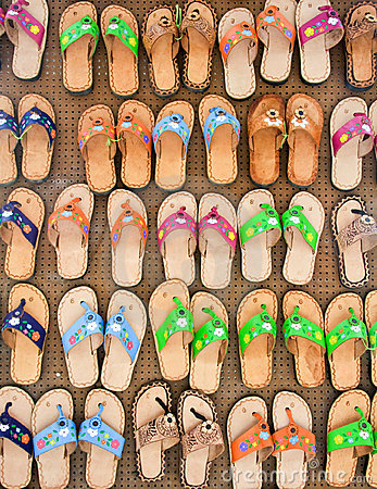 Colorful Slippers for Sale