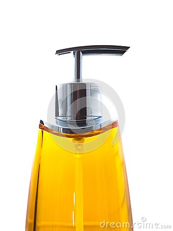 Colorful soap dispenser