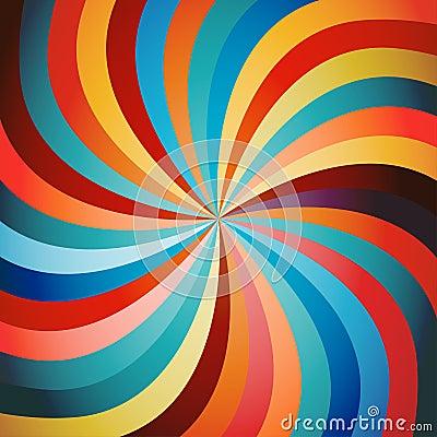 Colorful Swirl Background Stock Photo Image 8677560