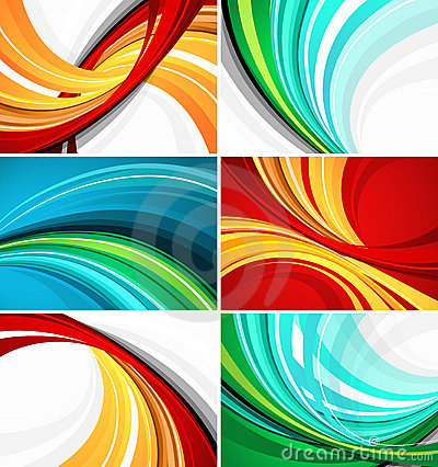 Free Colorful Swirl Pattern Designs Stock Photos - 16472433