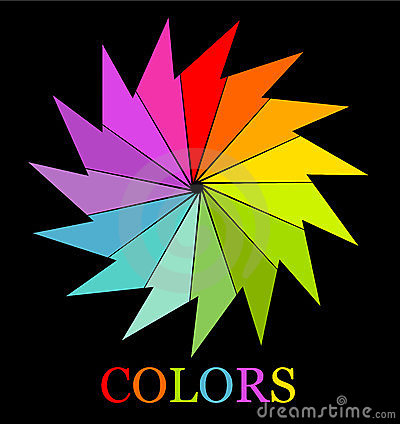 Colorful symbol