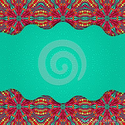 Colorful Symmetric Bright Brochure