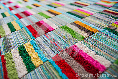 Colorful Tablecloth