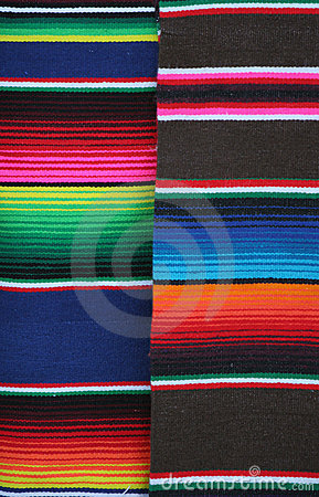 Colorful Traditional Textiles