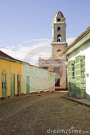 Colorful Trinidad, Cuba