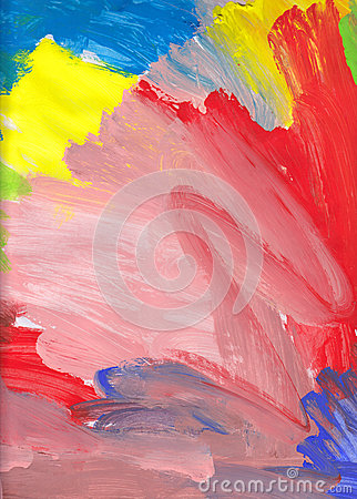 Free Colorful Watercolors Background Stock Image - 30081491