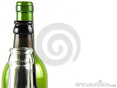 Colorfull bottles