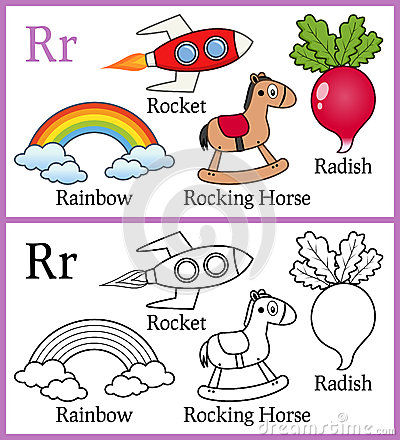 Objects That Start With The Letter R