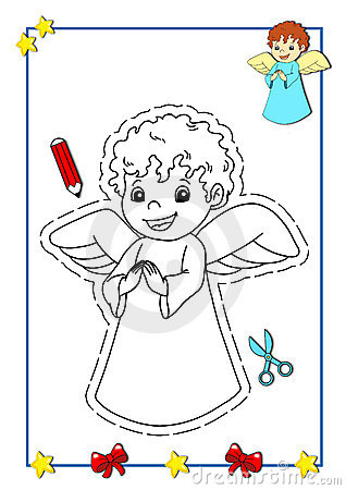 Coloring book of Christmas 2