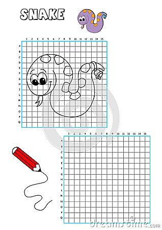 Coloring book - grate 6