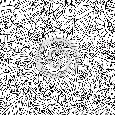 Free Coloring For Adults. Ethnic Statue, Sculpture,doll With Patterns. Print On T-shirt , Tattoo.doodle, Zentagl, Style. Royalty Free Stock Images - 68068189