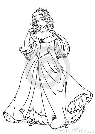 Beautiful Princess Pages Coloring Pages Coloring Beautiful Princess Dresses Drawing Pages To Color
