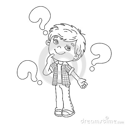 Coloring Page Outline Of Cartoon