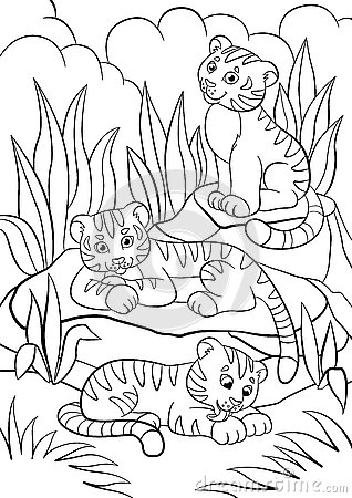 baby forest animals coloring pages - Baby Forest Animals Coloring Pages