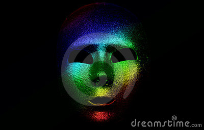 Colorized Mask