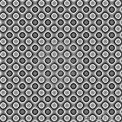 Almost colorless pattern