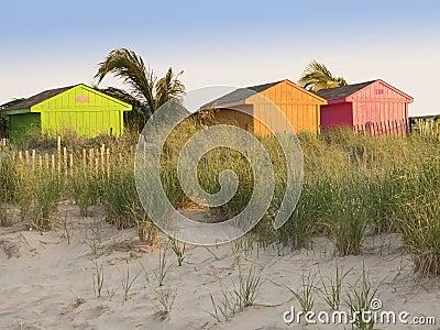 Colors On Beach