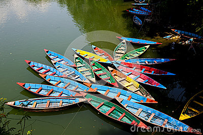 Colors boats