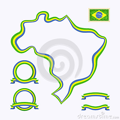 Colors of Brazil