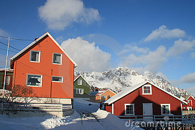 Colors of Lofoten